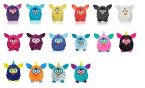 Furby moins cher