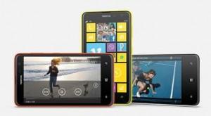 Nokia Lumia 625 smartphone 4G