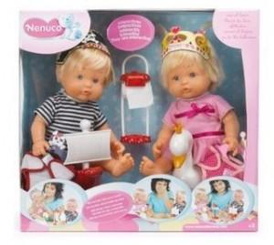 ODR Nenuco les Jumeaux Interactifs Pot Rigolo