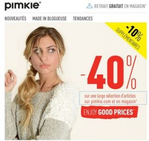 Pimkie Good Prices novembre 2013