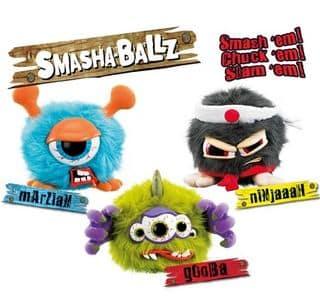 ODR : 10 euros remboursés sur l'achat d'un Smasha-Ballz + Smasha-Ballz fluo