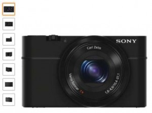 Sony DSC-RX100 pas cher