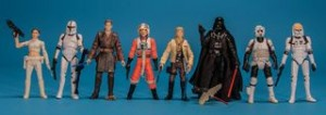 StarWars figurines
