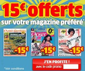 Bon plan France Abonnement