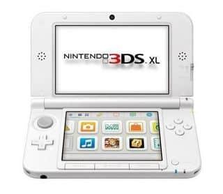 console Nintendo 3DS XL 160 euros