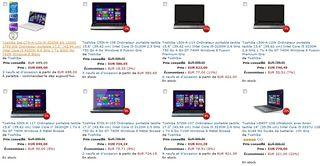 offre remboursement 100 euros Toshiba Noel 2013