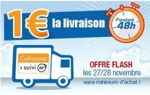 oscaro livraison 1 euro