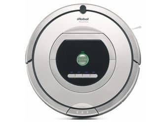 Aspirateur robot iRobot Roomba 760