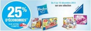 Hasbro et Ravensburger offre Auchan