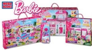 Mega Bloks Barbie bon plan