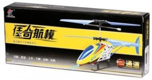 Mini helicoptere 2 canaux 10 euros