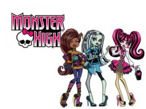 Monster High moitié prix
