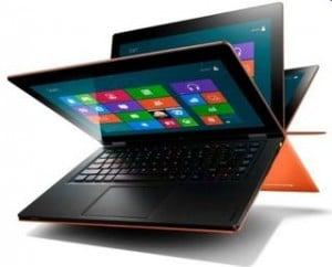 PC Hybride Lenovo Yoga pas cher