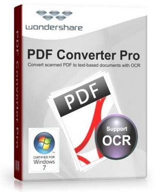 PDF Wondershare PDF Converter Pro gratuit