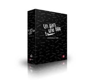 L'intégral Un Gars Une Fille (7 DVD) à 13,99 euros