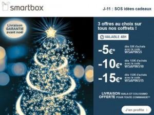 bon plan code promo Smartbox