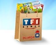 bon plan jeu Dujardin Tf1 Games 1 jeu Dujardin / TF1 Games acheté = le 2ème 100% remboursé   ODR Noel 2013