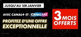 canal plus canal sat 3 mois gratuits