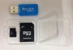 carte micro SD 64Go classe 10 a moins de 8 euros