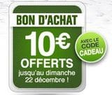code promo grosbill 10 euros