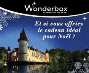 coffret cadeau noel pas cher WonderBox