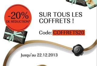 coffret parfum code promo Douglas
