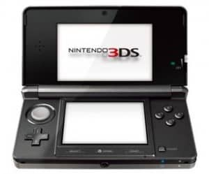 console Nintendo 3DS promo