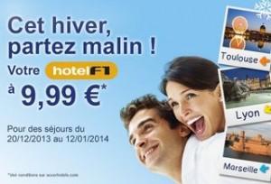 Moins de 10 euros la nuit dans un hôtel F1
