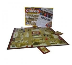 vente flash Cluedo Paris a 16 euros