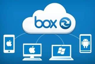 50 Go de stockage gratuits avec l'application iPad/iPhone de BOX