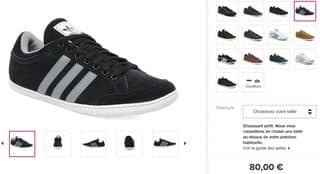 Adidas Originals Plimcana Low vendues Sarenza