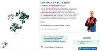CONSTRUCT-A-BOTS ELITE