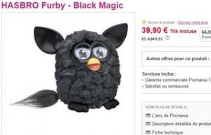 Furby en soldes a 39 euros