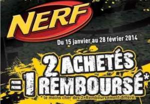 Remboursement NERF 2014