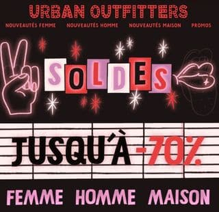 SOLDES 2014 Urban Outfitters