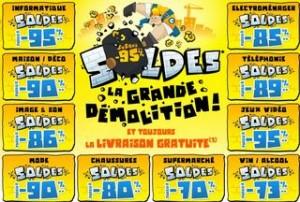 SOLDES CDISCOUNT 2014