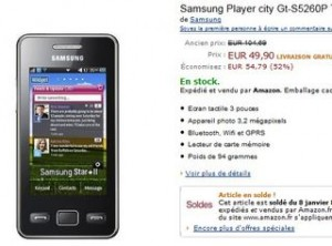 Samsung Player city a moins de 50 euros