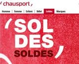 Soldes Chausport hiver 2014