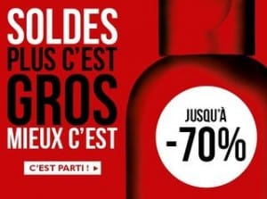Soldes The Body Shop hiver 2014
