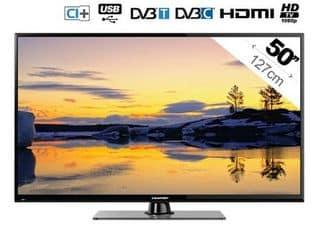 TV LED  Blaupunkt de 127 cm soldes