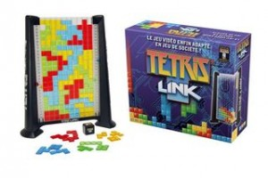Tetris Link d'Asmodée à moins de 10 euros