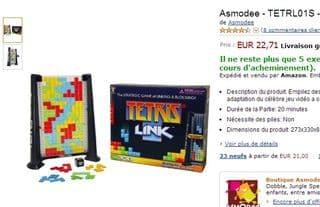 Tetris Link Asmodee pas cher