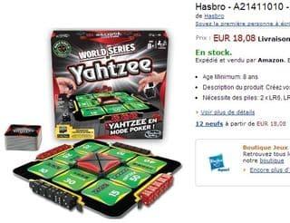 Yahtzee World Series