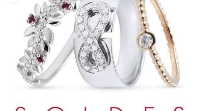bijoux Or et Diamant ! Soldes Edenly