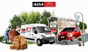 bon achat location vehicule ADA vente privee