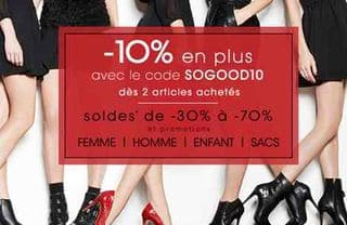 code promo Javari soldes 2014