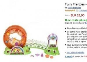 rally a la Fete Foraine Furry Frenzies