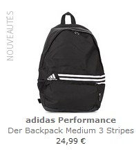 sac a dos Adidas Performance