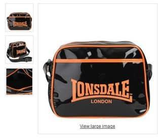 sac bandouliere Lonsdale a moins de 6 euros