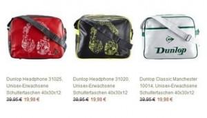 Voir les sacs Dunlop à moitié prix